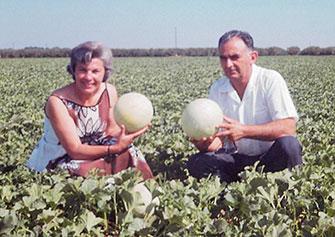 Rose & Doc Danna in 1963.